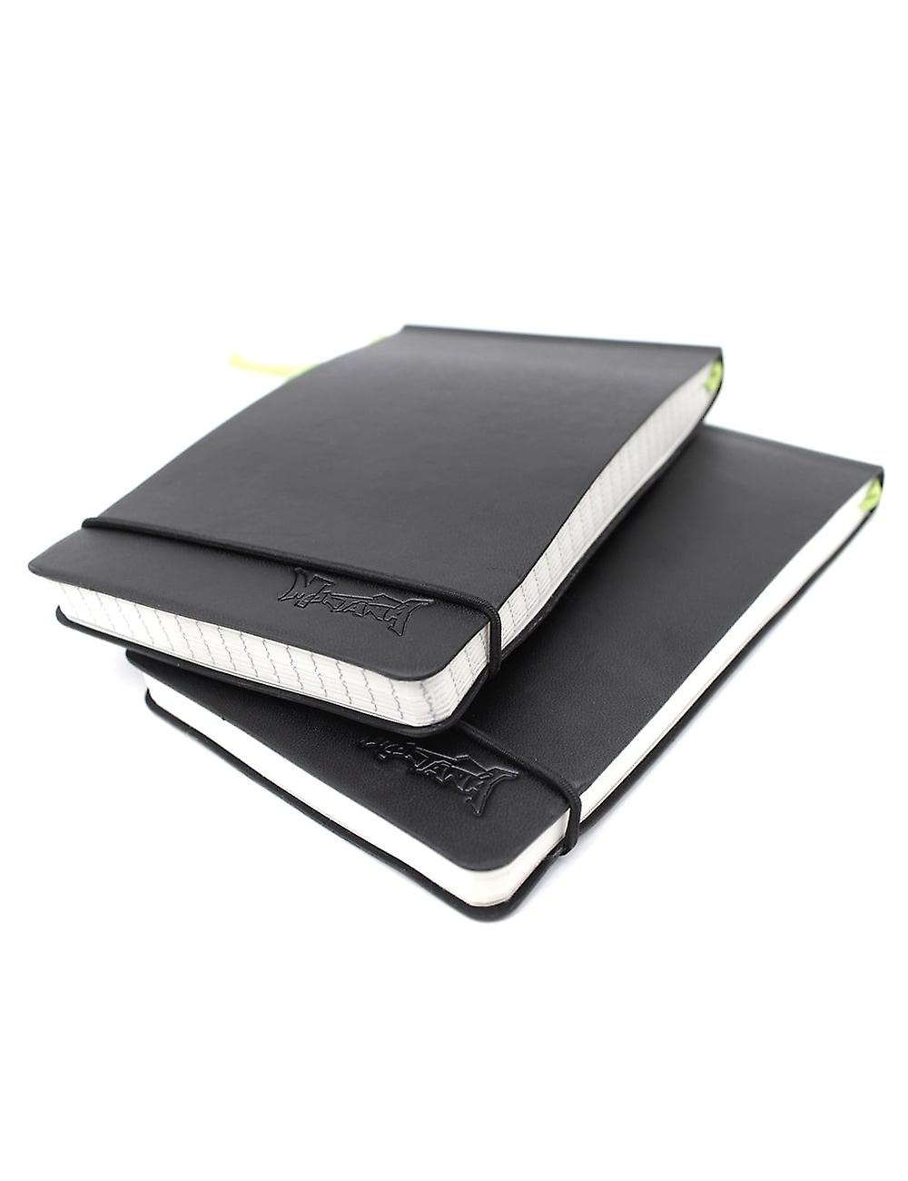 Montana Black A6 Notebook - Plain