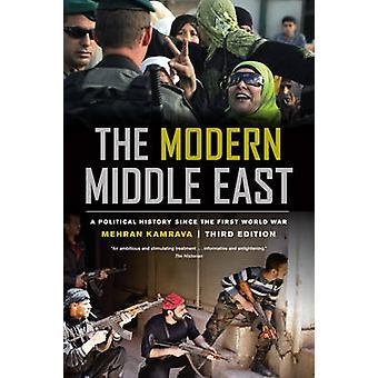 現代の中東 - 最初の世界大戦以来の政治史