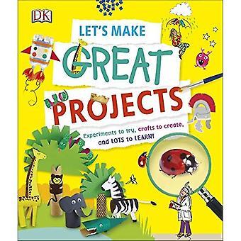 Let's Make grote projecten