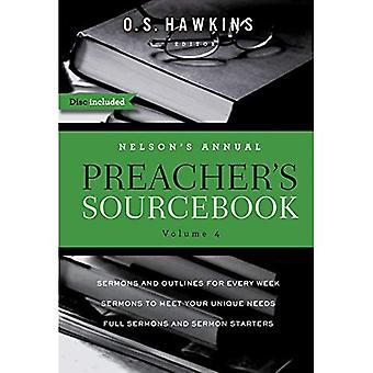 Nelsons årlige prædikant Sourcebook, bind 4