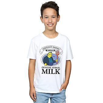 Pennytees jungen quietschende Farmen T-Shirt