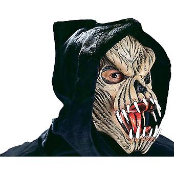 Fang Face Male Mask For Halloween