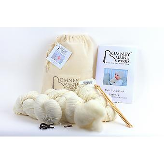 Merino Baby Knit Kit