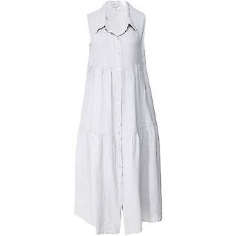 عنبية Italia الكتان طبقات اللباس قميص