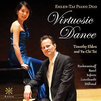 Rachmaninov / Infante / Lutoslawski / Milhaud - Virtuosic Dance [CD] USA import