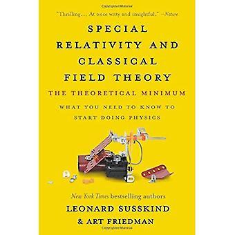 Relativité et la théorie classique des champs: le Minimum théorique
