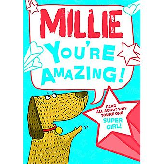 Millie You'Re Amazing - 9781785538353 Book