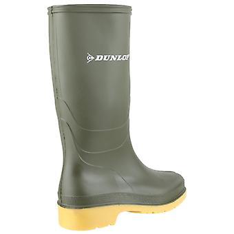 DUNLOP damer/Womens 16247 dämpar regn Welly Boot / Wellington stövlar