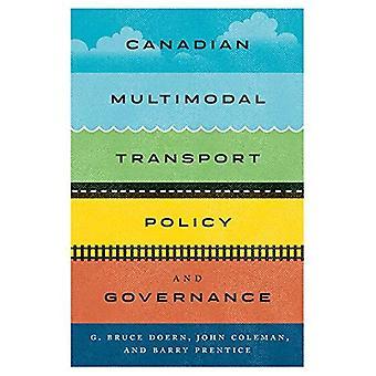 Política e governança de transportes multimodais canadenses