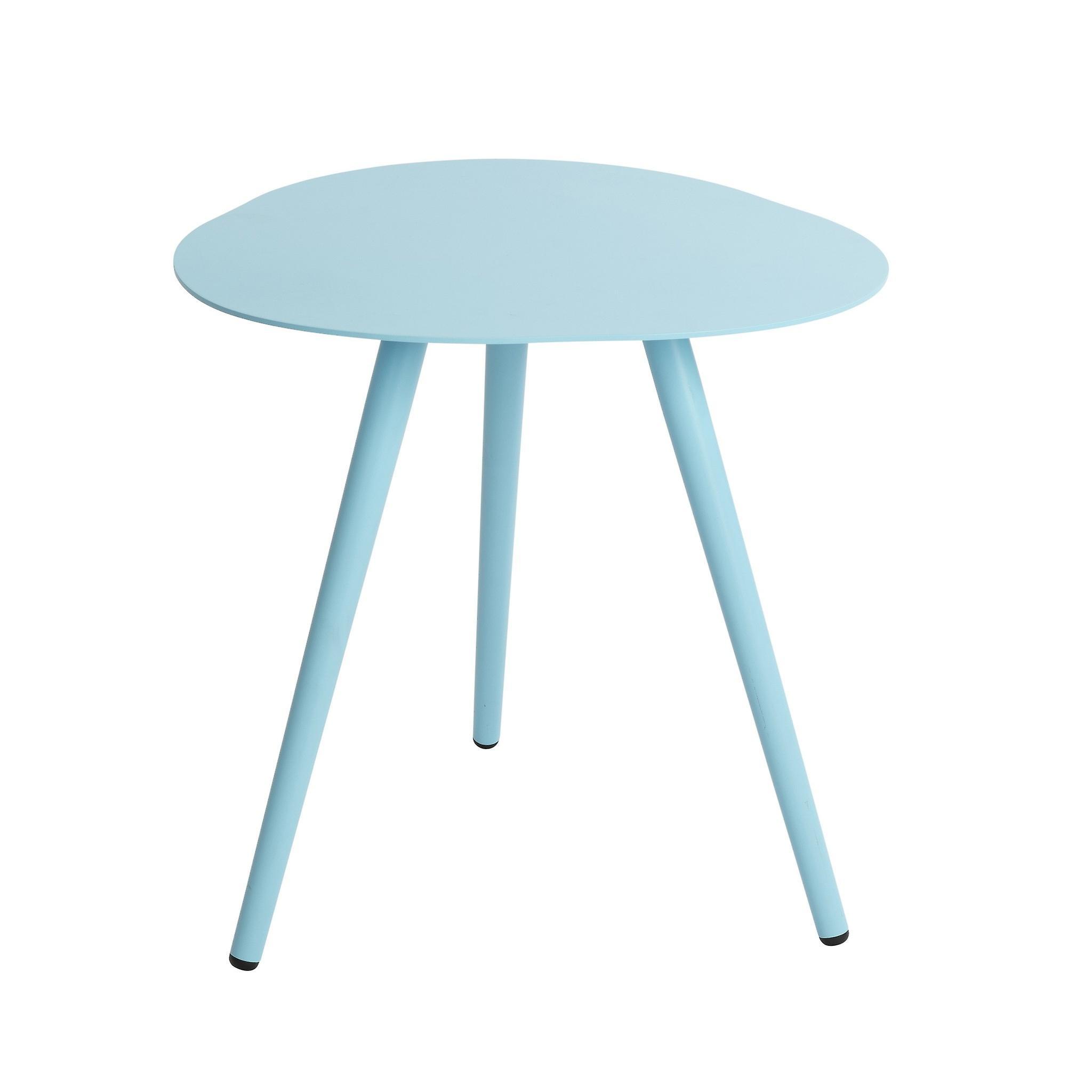 Plage7 - France Table de salon de sourire 50cm  Aqua - France