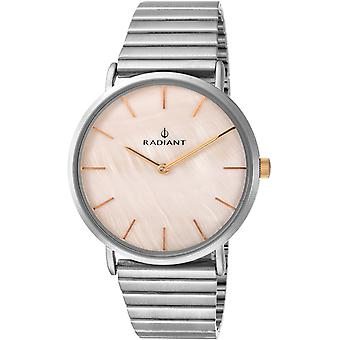 Radiant ginger Quartz Analog Woman Watch with RA475201 Stainless Steel Bracelet