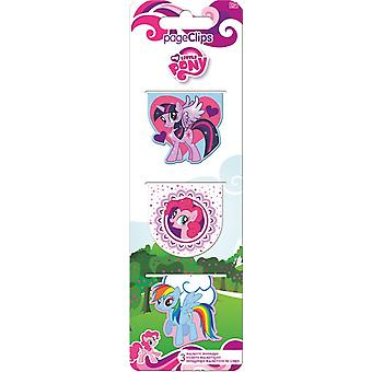 Magnetic Page Clips - My Little Pony - Stationery New bm4601