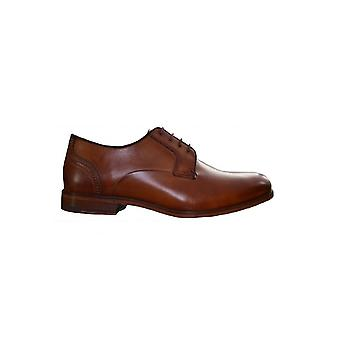 Ted Baker Men's Tan Iront Leather Shoes