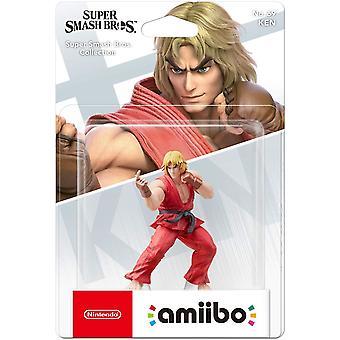 Nintendo Amiibo charakter-Ken (Super Smash Bros. kolekcja) przełącznik