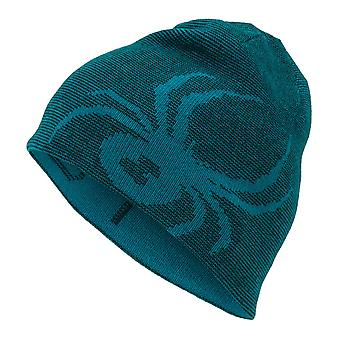 Spyder REVERSIBLE BUG Kids Ski Cap - swell