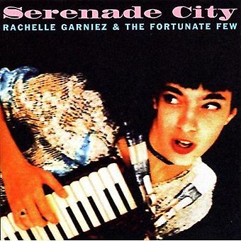 Rachelle Garniez - import USA City Serenade [CD]