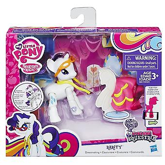 My Little Pony Explore Equestrian Action Pony (Rarity)