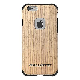 Balistice Urbanite Selectați caz pentru Apple iPhone 6/6s - (White Ash Wood)