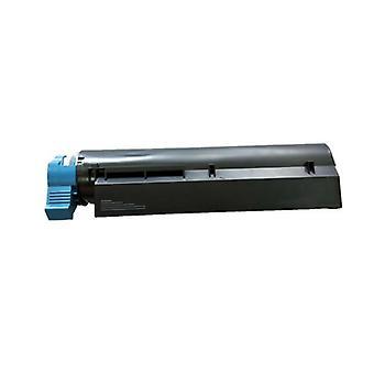 Premium Compatible Black Toner Replacement For 44992406