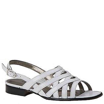 Mark Lemp Classics Womens Calypso Open Toe Casual Slingback Sandals