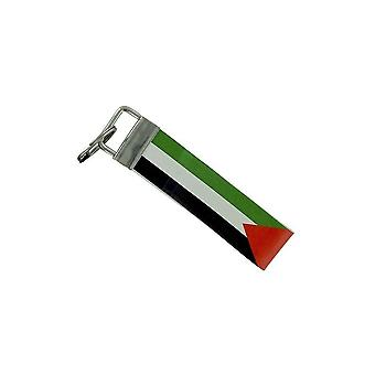 Door Cles Keys Car Motorcycle Band Fabric Flag House Tuning Palestine