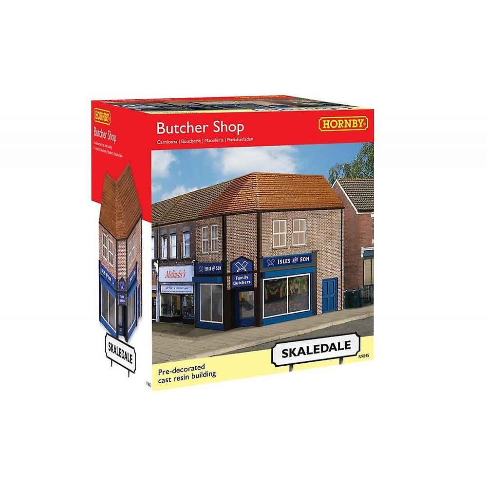 Hornby Butchers Shop Scaledale Isles & Son R9845