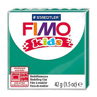 Fimo Kids Modelling Clay, Green, 42 g