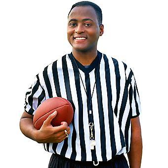 Men's V-neck Referee Jersey, small