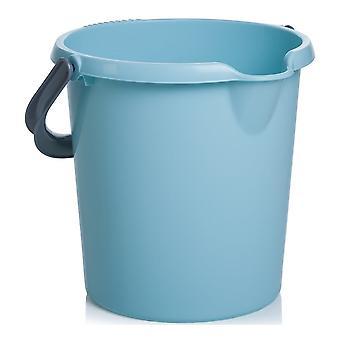 Wham Storage 16 Liter Kunststoff-Eimer mit Griff