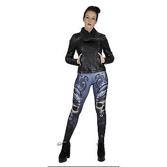 Wb anne stokes - eastern dragon - leggings