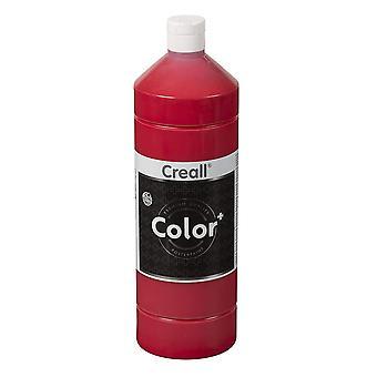Creall Havo01025 500ml 05 Ciemnoczerwony Kolor Plakat Plakat Butelka Butelka
