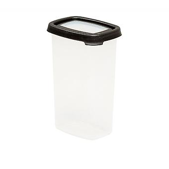 Wham Storage 2.04 Seal It 750ml Tall Rectangular Airtight Plastic Food Box