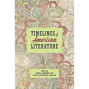 Timelines of American Literature by Cody Marrs