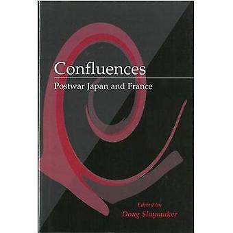 Confluences etterkrigstidens Japan og Frankrike av redigert av Doug Slaymaker
