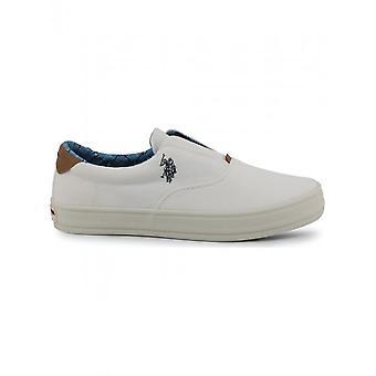 U.S. Polo-schoenen-slip-on-GALAN4018S9_C1_WHI-heren-wit-45
