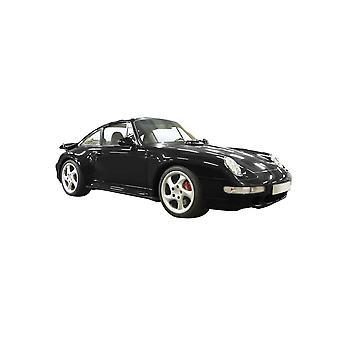 Porsche 911 Turbo Type 993 Resin Model Car