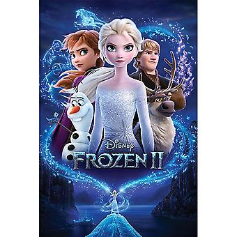 Frozen 2 Poster Mágico