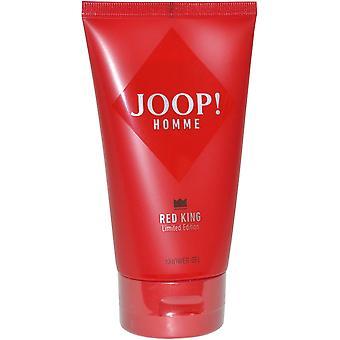 Joop chuveiro Gel vermelho rei 150ml vermelho rei Limited Edition