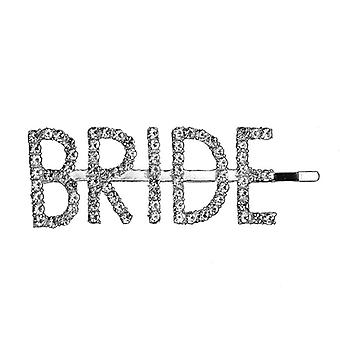 Hairpin with text - Bride