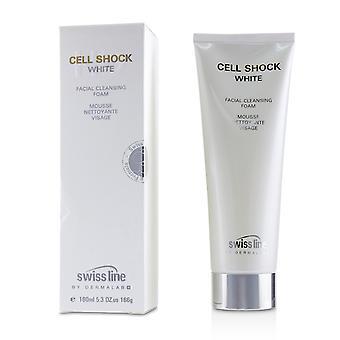 Cell Shock White Facial Cleansing Foam 160ml/5.3oz