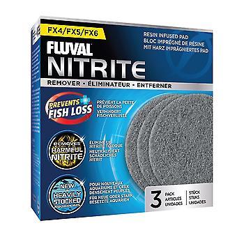 Fluval FX4/FX5/FX6 Nitrite Remover Pad (3pk)