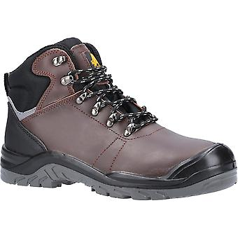 أمبلرز سلامة الرجال AS203 أحذية السلامة الجلود Laymore