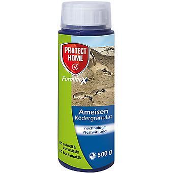 SBM Proteja casa Forminex Formigas Isca Granules, 500 g
