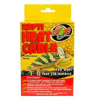 Zoo Med Repti Heat Cable Calefactor 50 W (Reptiles , Chauffage , Chauffage par cables)
