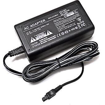 AC Adapter strømforsyning til Sony DCR-DVD650 DCR-HC23 DCR-HC23E DCR-HC17 DCR-HC17E DCR-HC19 DCR-HC19E