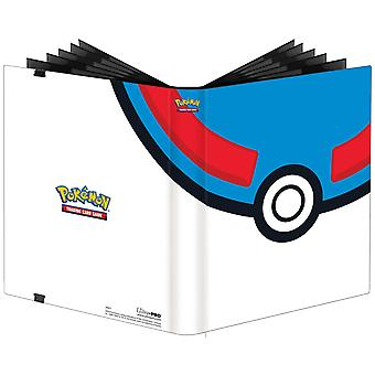 Ultra Pro - Pokémon - Great Ball 9-Pocket Pro - Collector's Binder