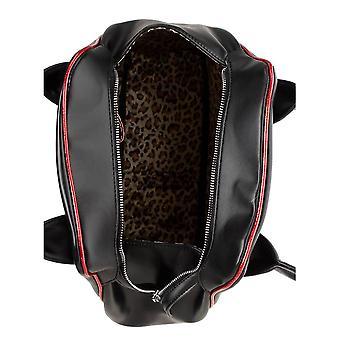 Sourpuss Up In Flames Top Handle Bowler Handbag
