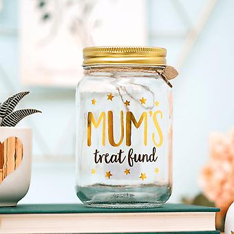 Sass & Belle Mum's Treat Fund Money Jar