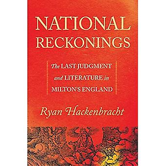 National Reckonings: The Last Judgment and Literature in Milton's England