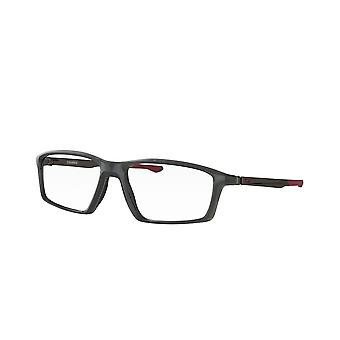 Oakley Chamber OX8138 03 Polished Grey Smoke Glasses